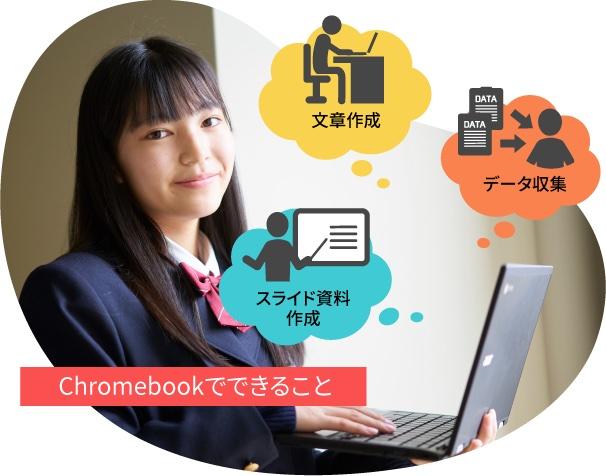 Xhoromebookを1人1台導入